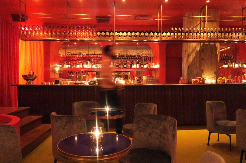 Bar vol de nuit cabaret montreal prince arthur