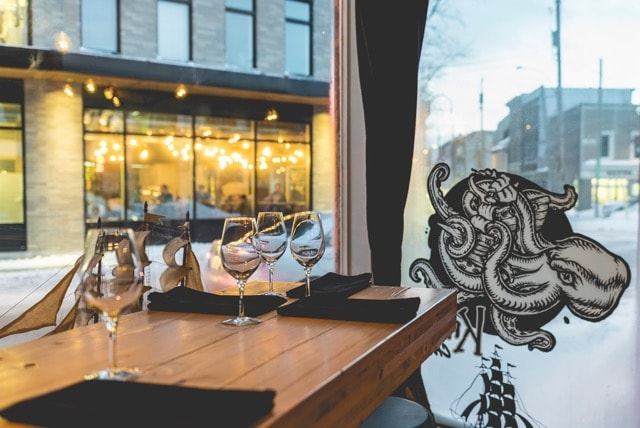 kraken cru restaurant quebec saint viallier