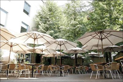 Plus belles terrasses Montreal restaurant Boris Bistro