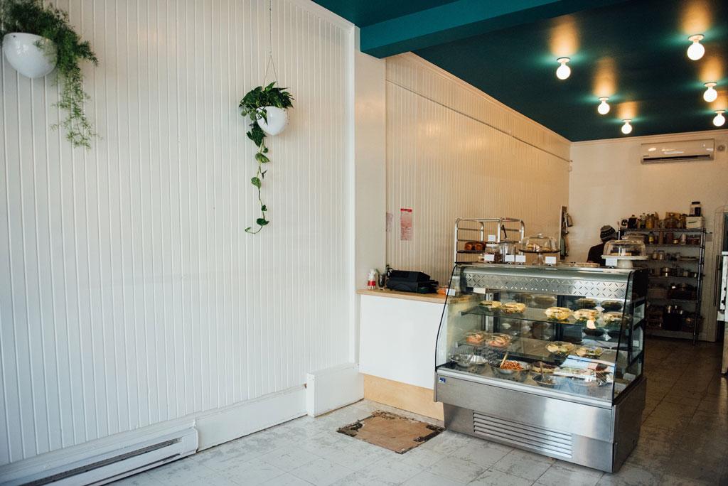 Lou: charmant nouveau comptoir de prêt-à-manger rue Beaubien Est