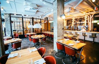 lunchs classiques centre ville ou aller restaurants Montreal