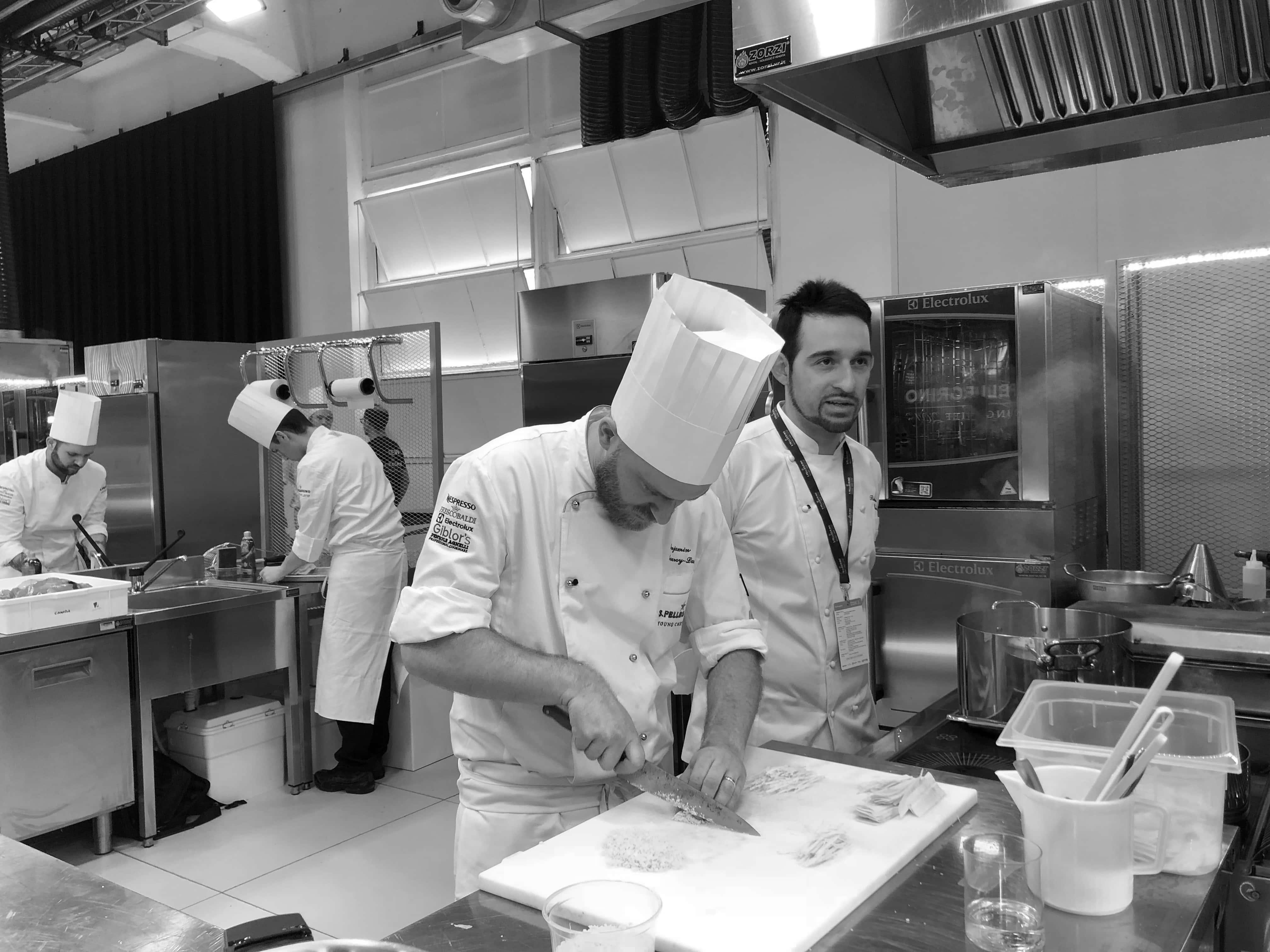 San Pellegrino Young Chef 2018 canada Benjamin-Mauroy-Langlais