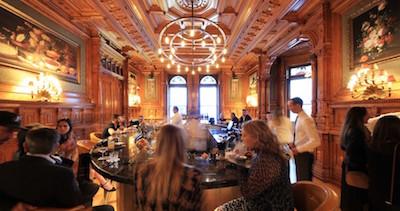 Bar george plus beaux restaurants montréal