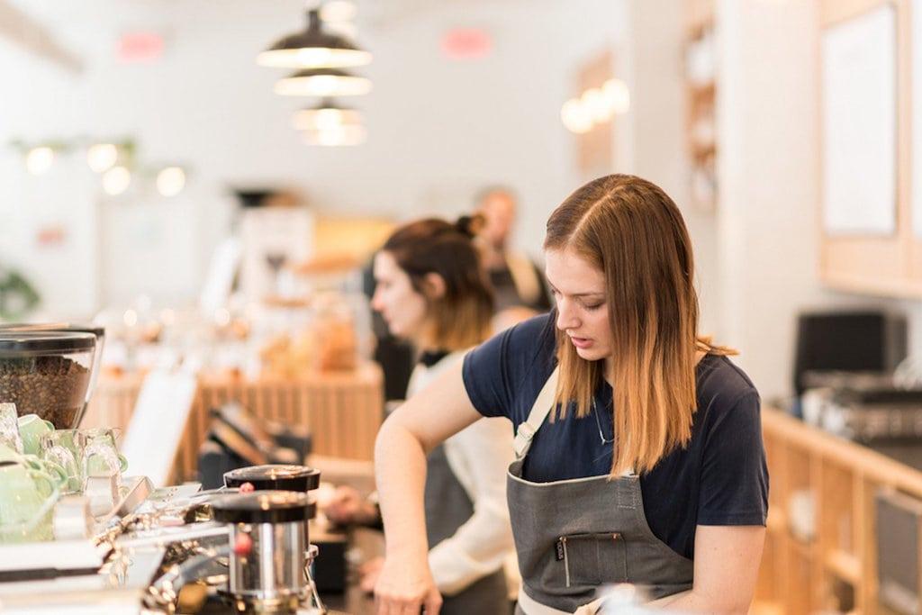 Cafe Saint-Henri quebec coffee shop