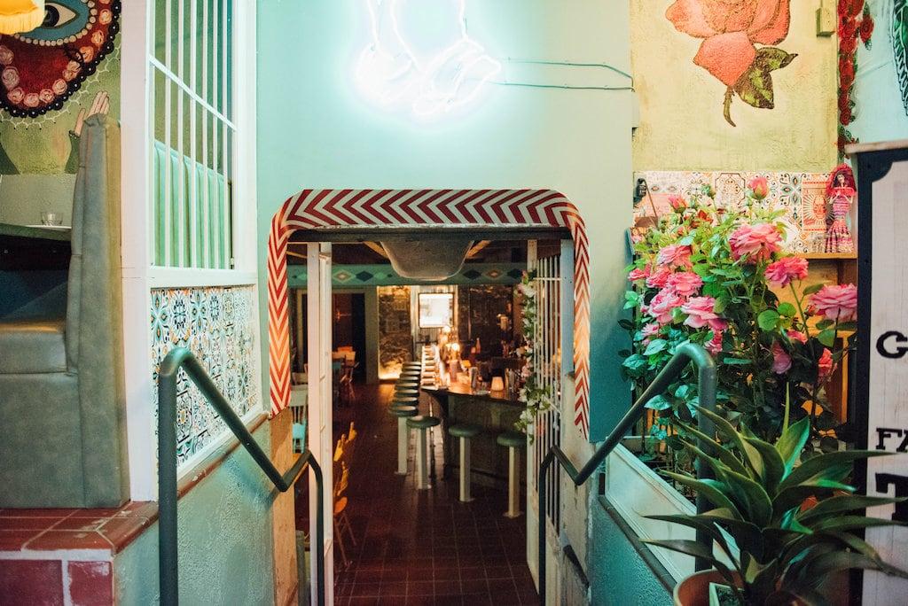 escondite Mexican restaurant mexicain centre ville downtown union Drummond Montreal