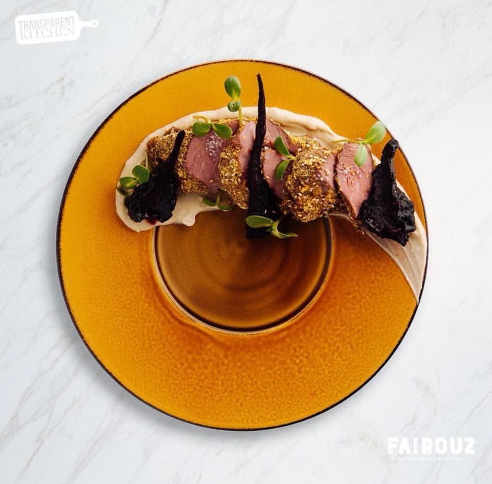 Fairouz restaurant somerset ottawa