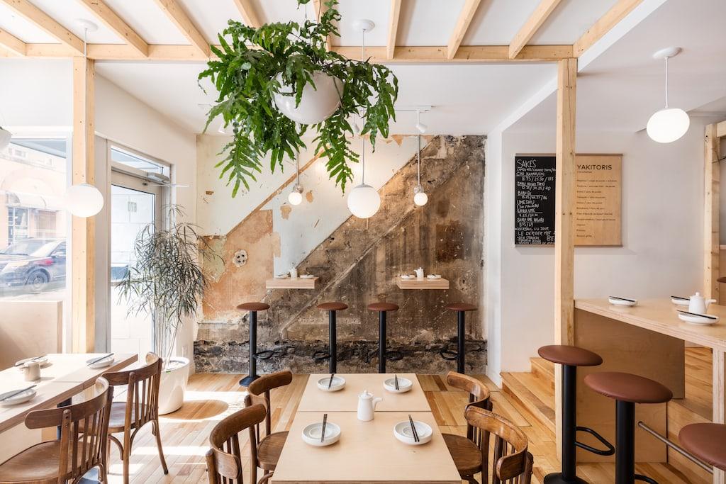 Hono Izakaya restaurant Québec yakitoris japanese