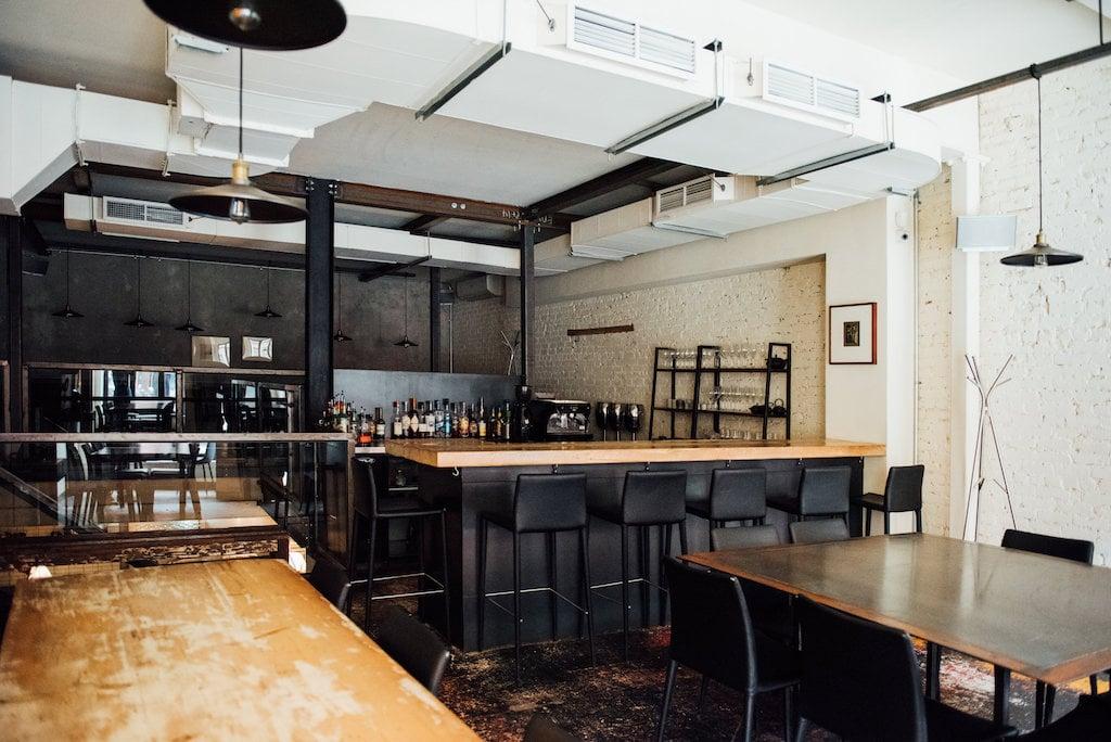 Le Petit Mousso restaurant bar Montreal