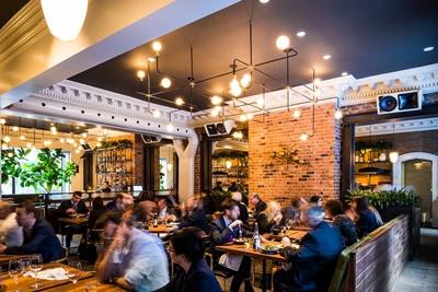plus beaux restaurants de Montréal