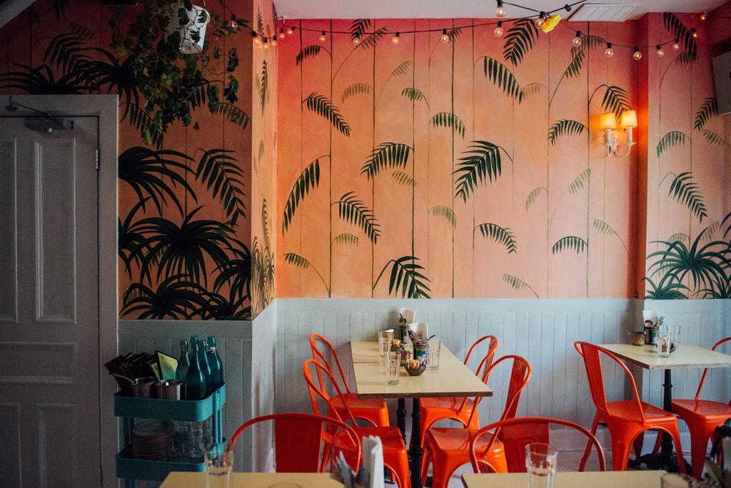 Agrikol restaurant Haïtien Montréal