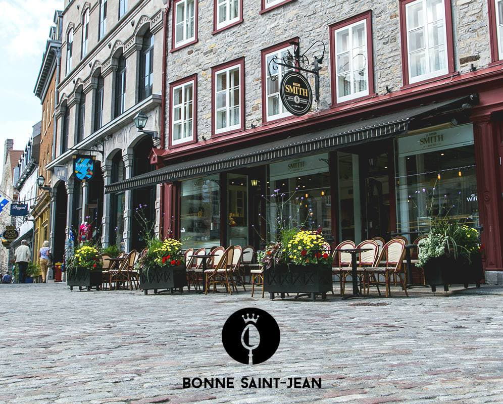 Café Maison Smith Québec
