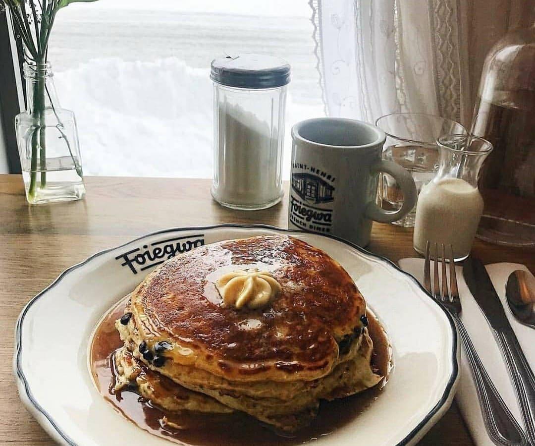 foiegwa meilleurs pancakes