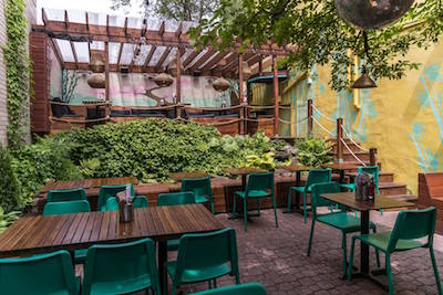 grenade belles terrasses bars montréal