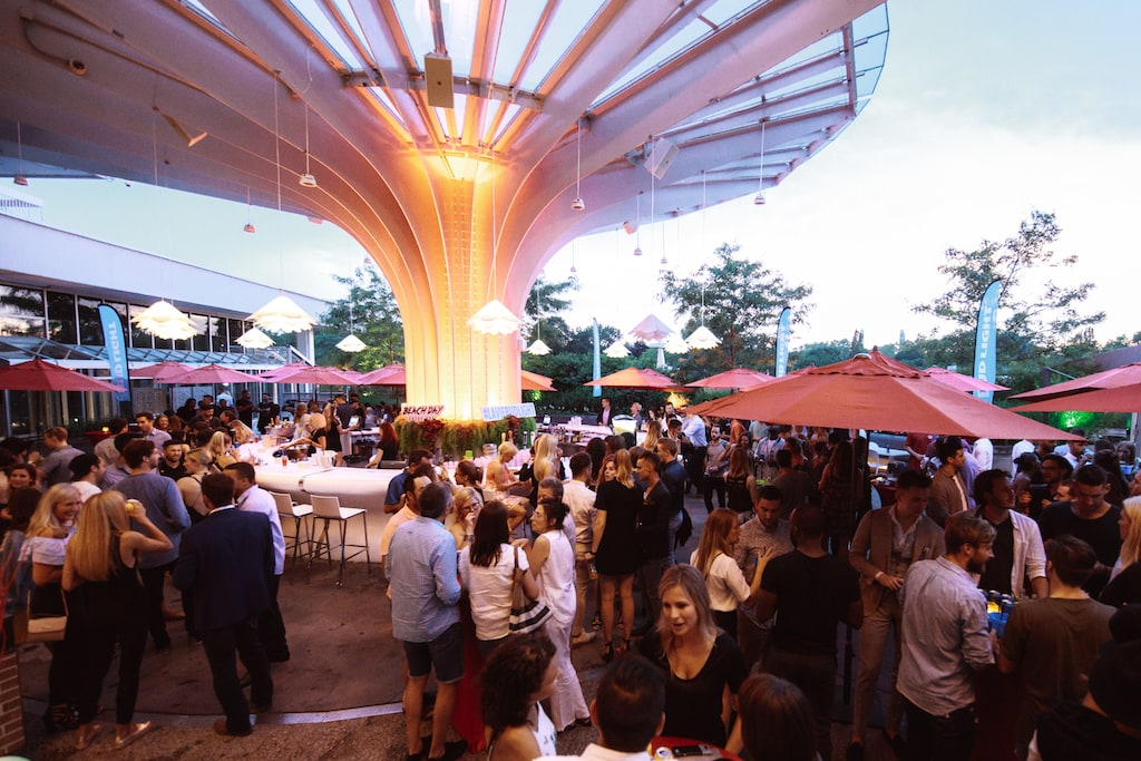 Le Jardin bar-terrasse Casino de Montréal Casino Garden Bar Terrace