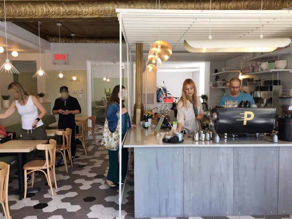 meilleurs cafés glacés de Montréal