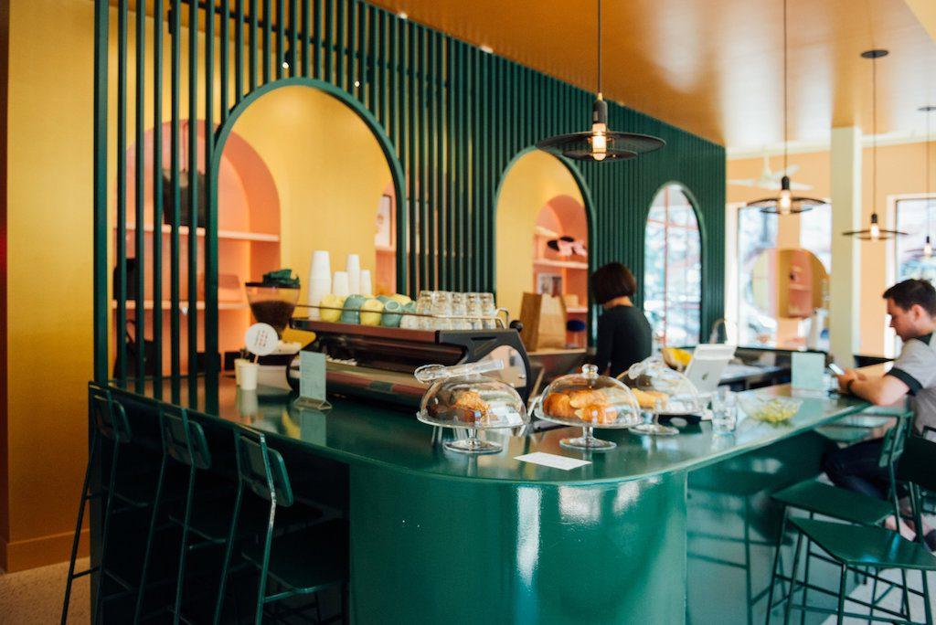 Pastel Rita Café Montréal