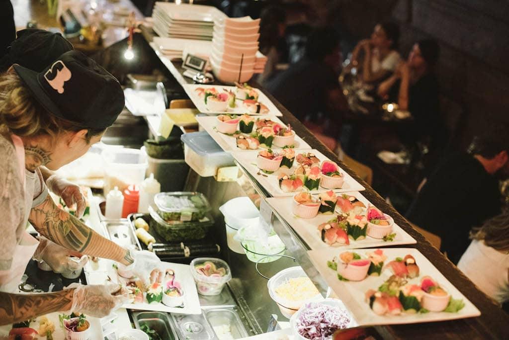 sata sushi restaurant hochelaga montréal