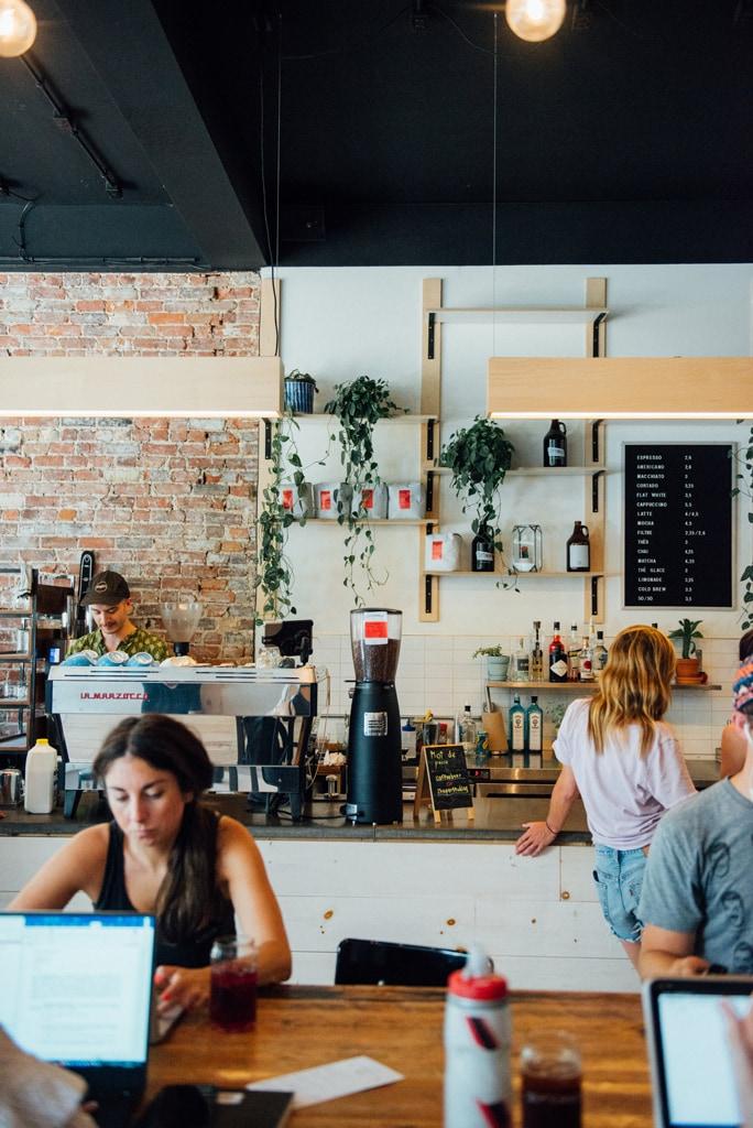 September surf café montreal notre-dame