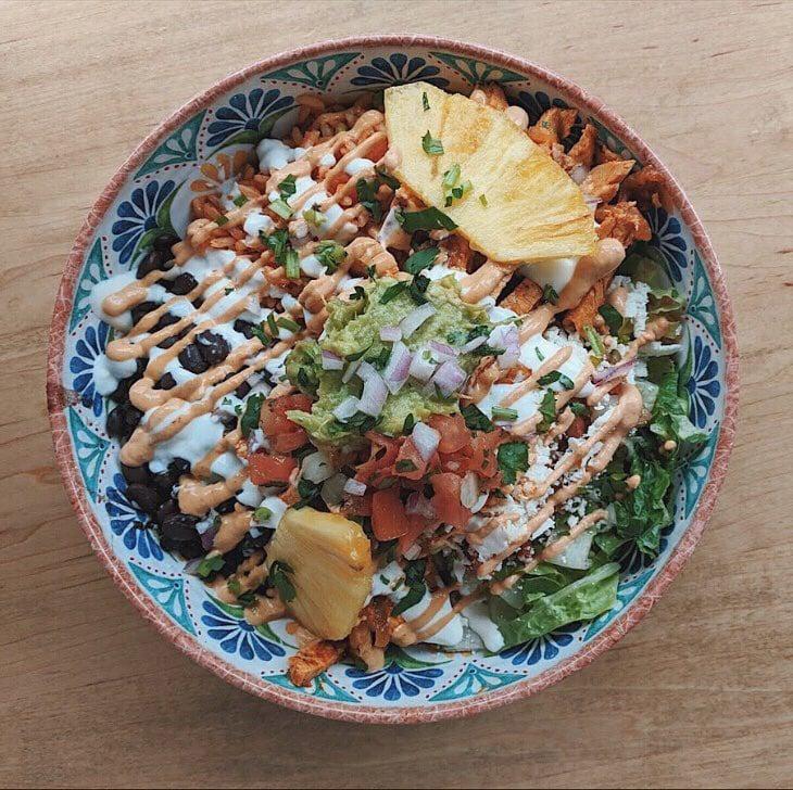 Burrito Borracho Montréal restaurant mexicain