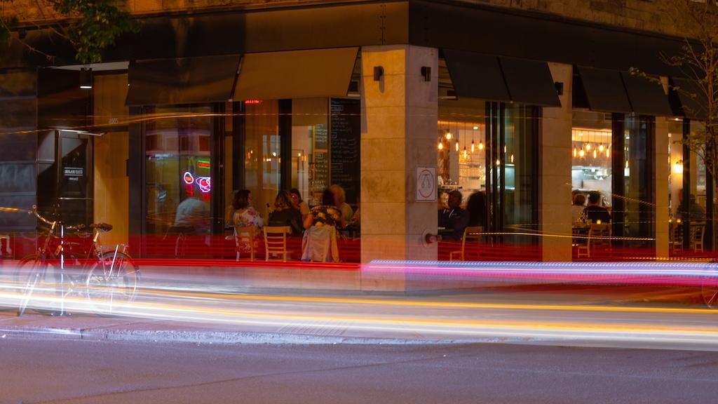 Etat Major Ontario est apportez votre vin restaurant montreal