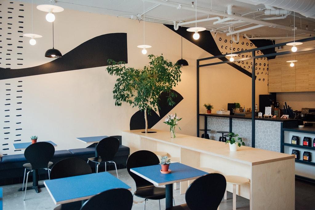 Les Faiseurs Café Poterie Montréal