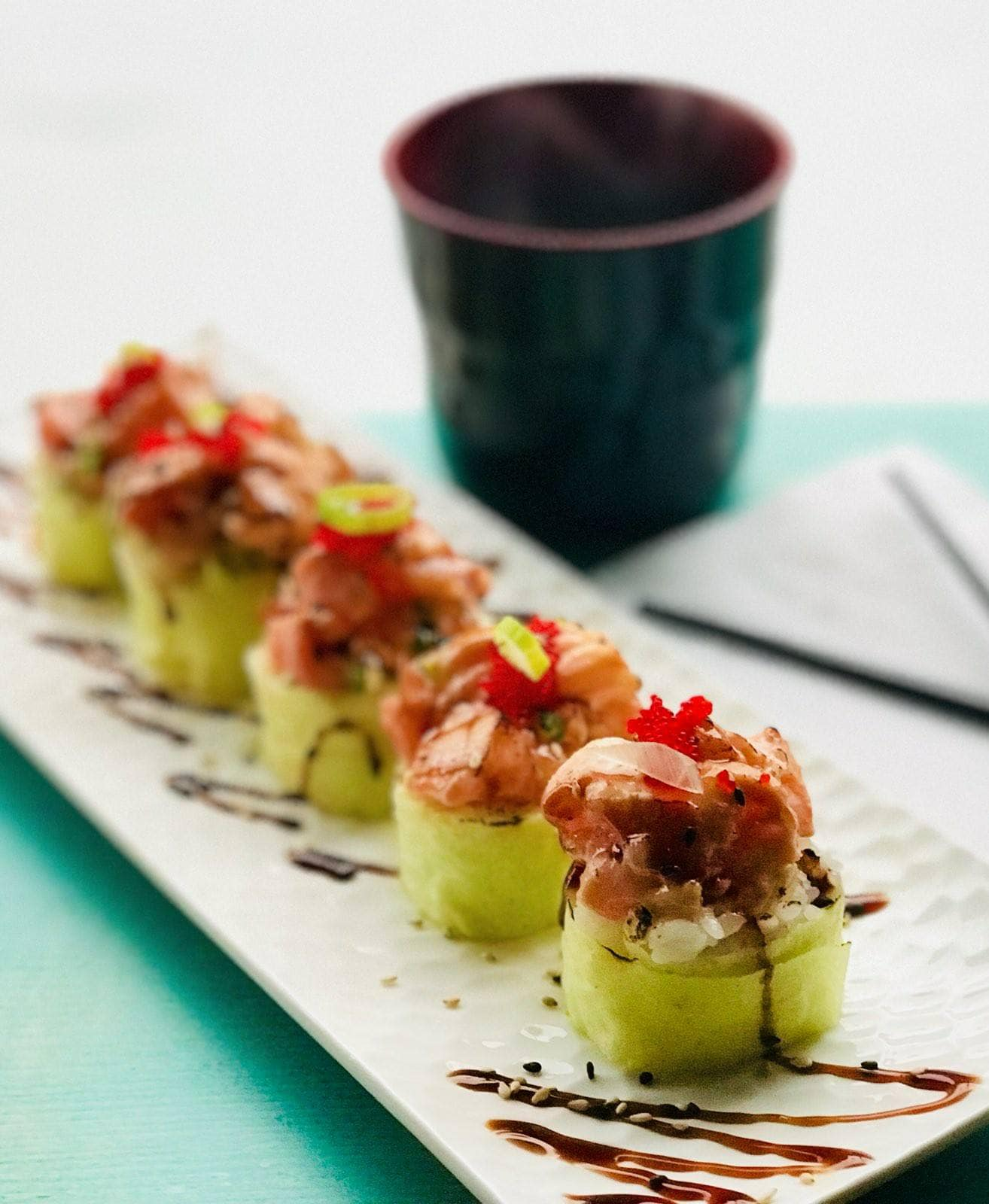 Souchi ? sushis vegan montreal ville emard