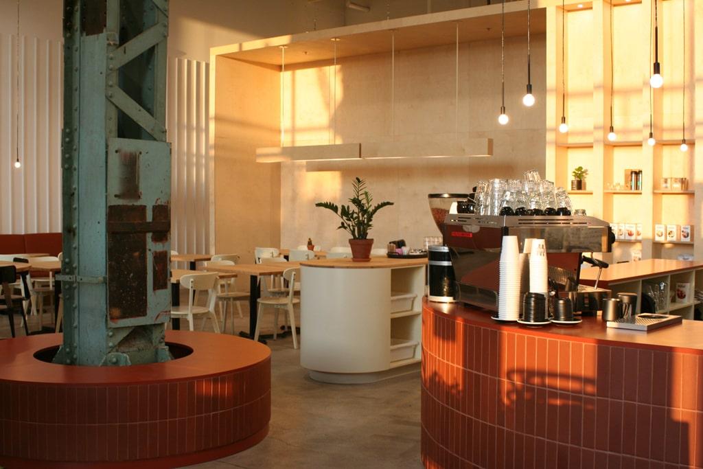 Station W Shop Angus Café Montréal