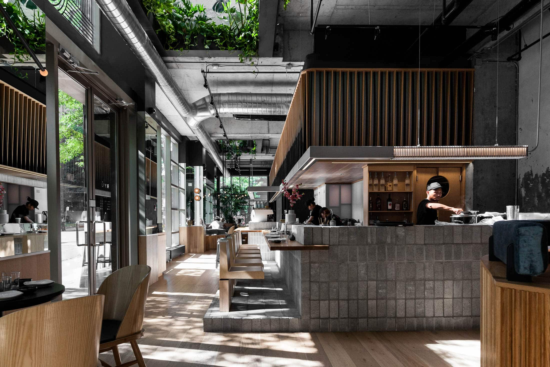 Ryú Westmount restaurant Montreal