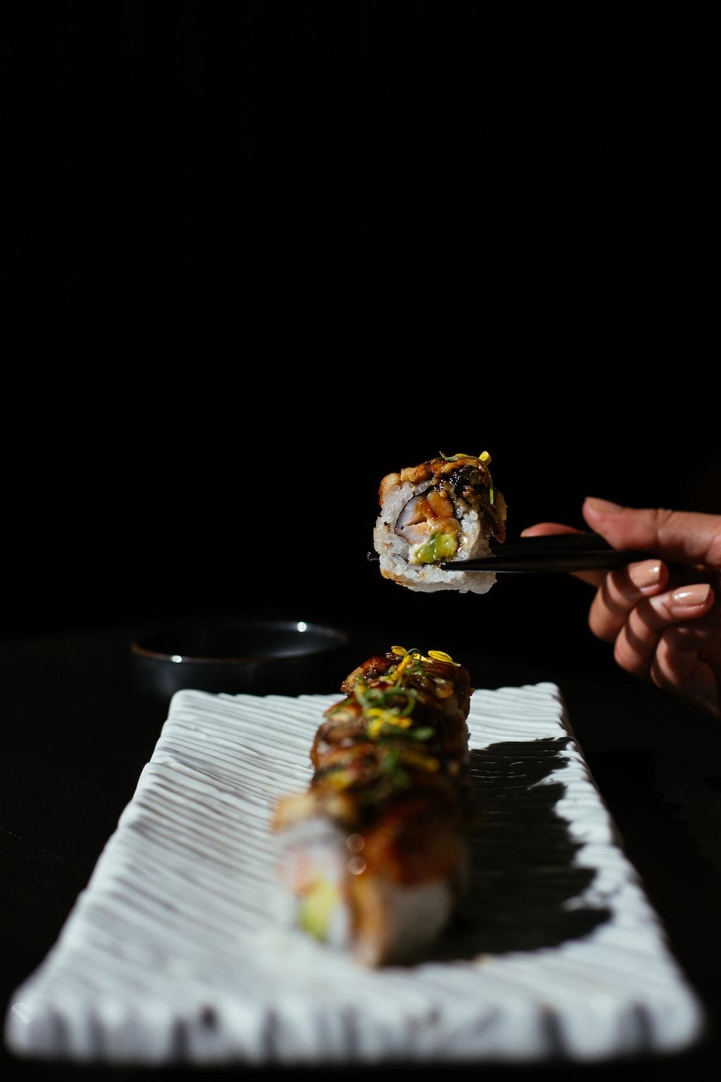 ryu Westmount bar matcha sushis restaurant