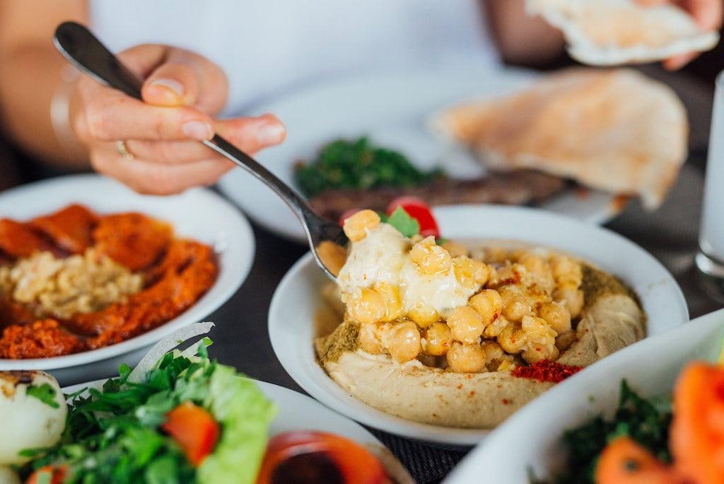 beroya Syrian restaurant syrien Middle East cuisine Moyen Orient Laval