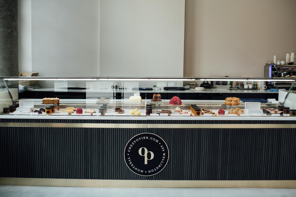 chez potier design pastry