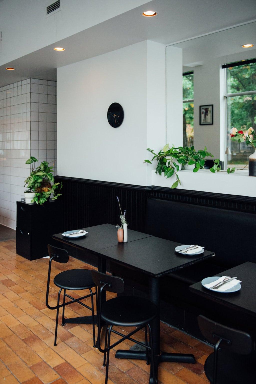 clairon restaurant Rachel plateau Montreal