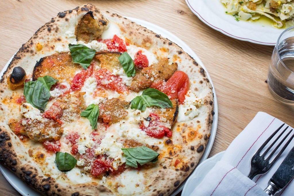 Fiorellino Laurier restaurant italien Montréal