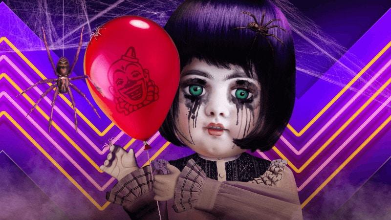 casino halloween à chacun sa phobie scary halloween