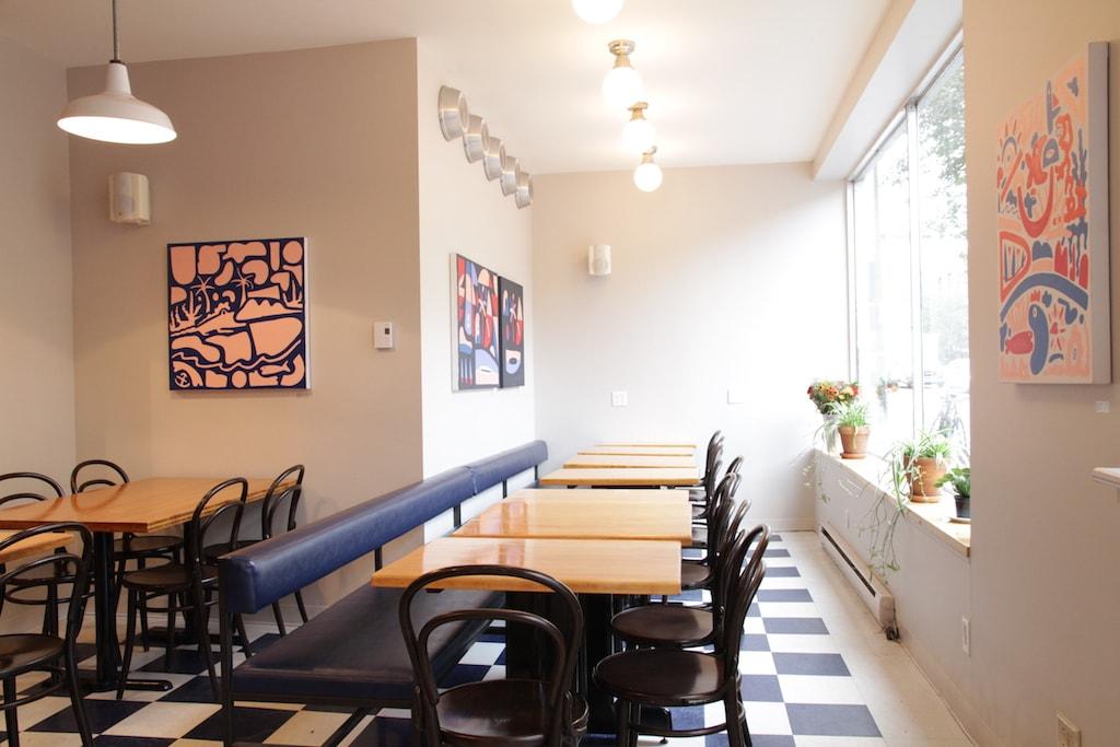 Nouveau Palais Papineau Montréal restaurant