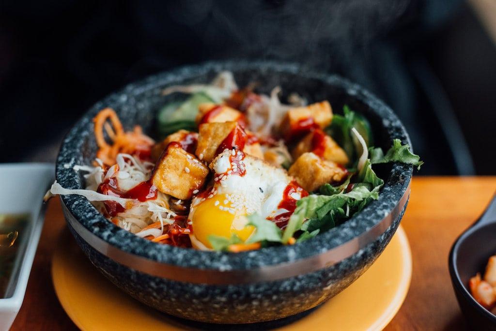 La Belle Corée korean restaurant coréen Mile End Montreal
