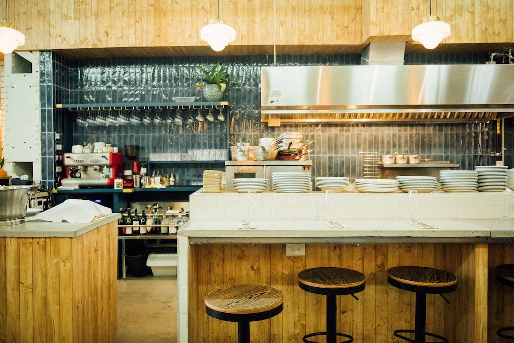 magnolia restaurant shops Angus montreal