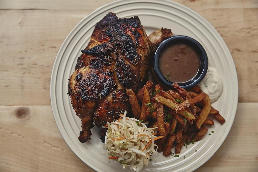 Mon petit poulet restaurant rosemont montreal