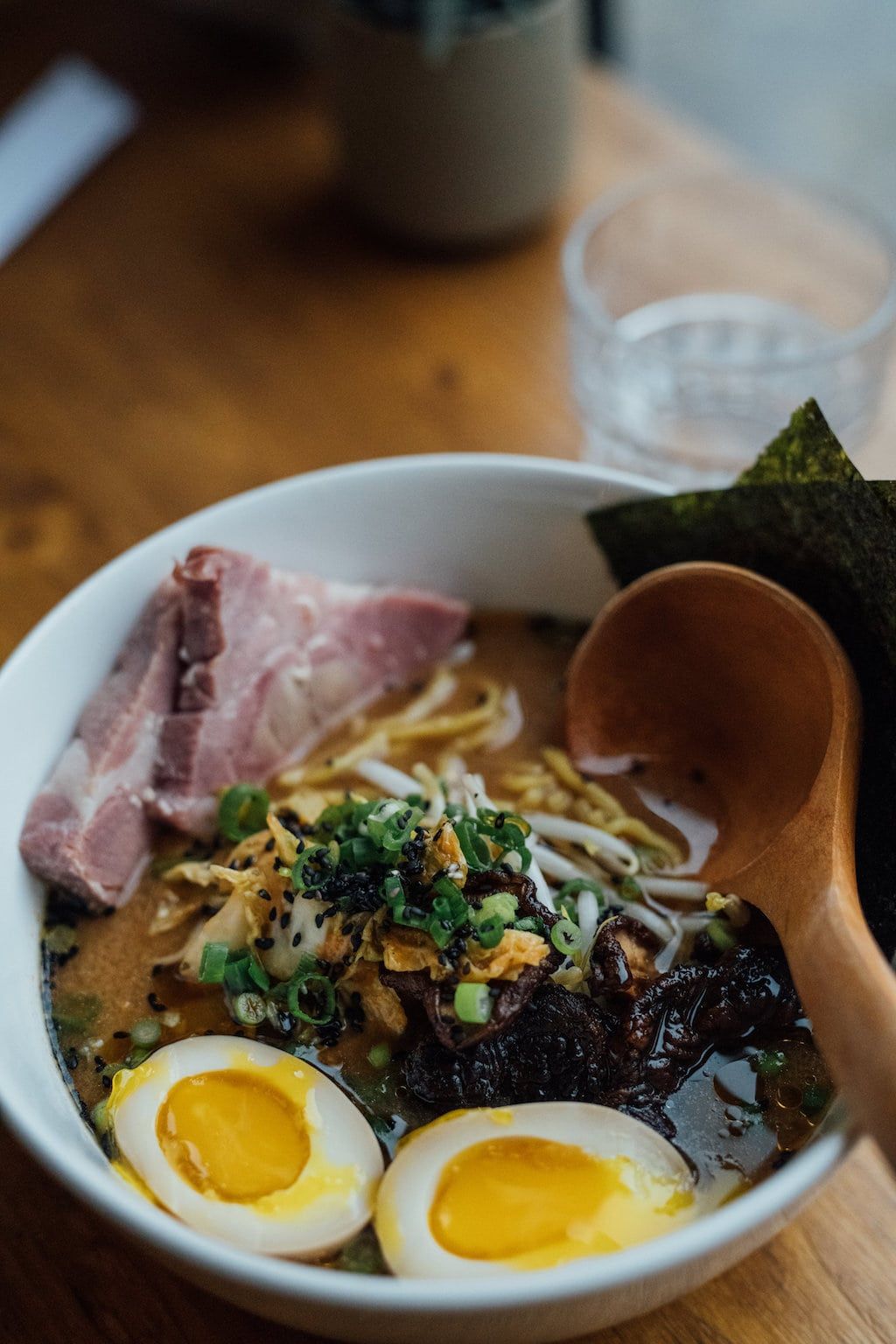 ramen 9000 pop-up restaurant pop-up dalla rose Notre Dame Ouest Saint-Henri