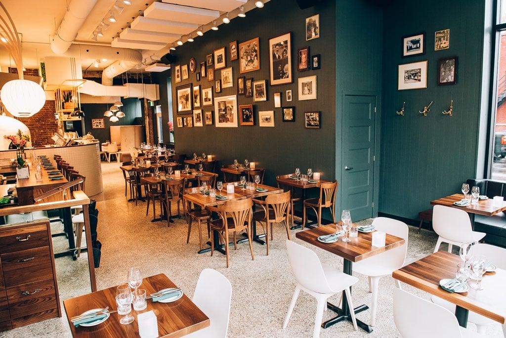 Rita excellent restaurant italien Verdun Montréal