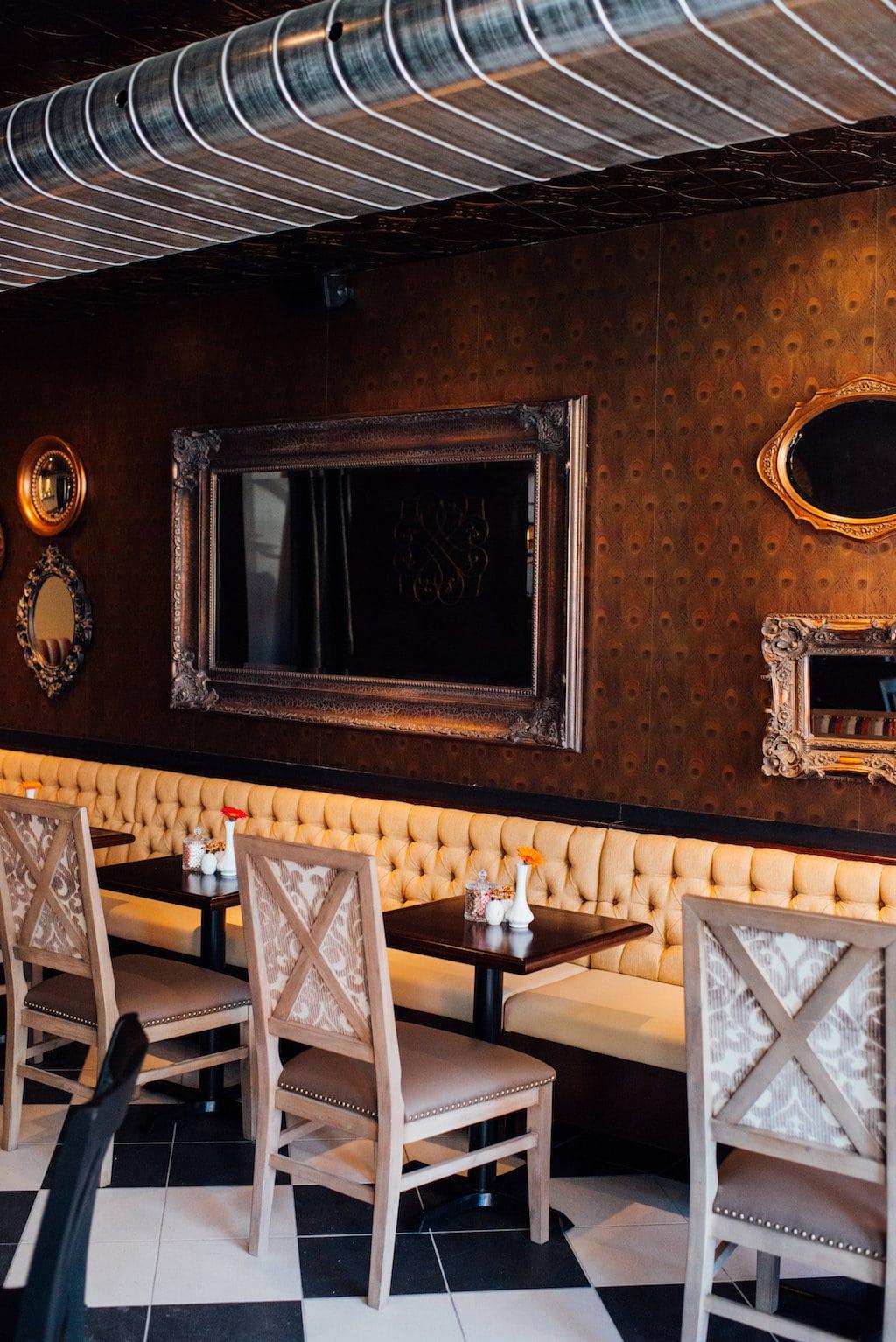 Janine Café restaurant brunch verdun