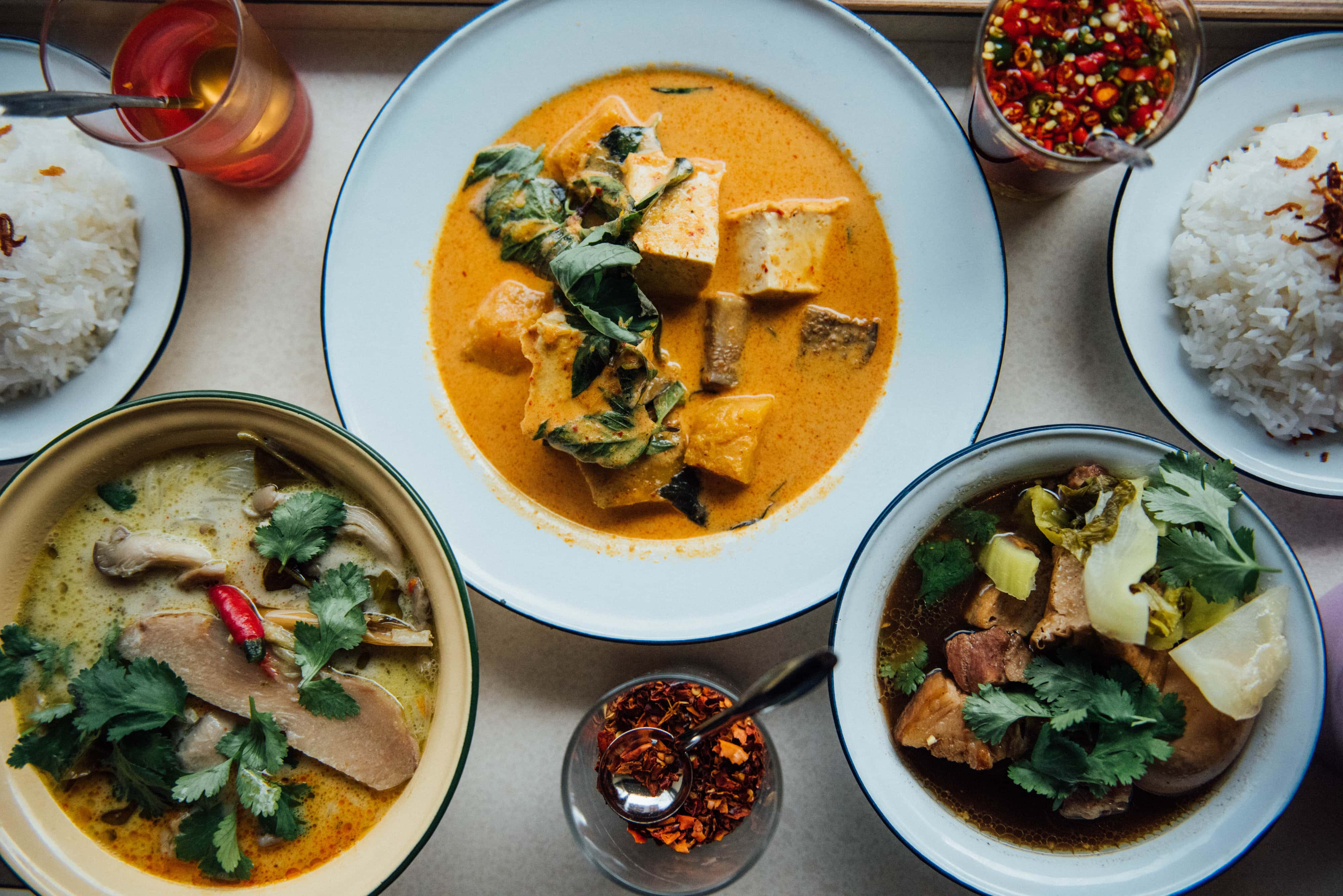 epicerie pumpui restaurant thailandais