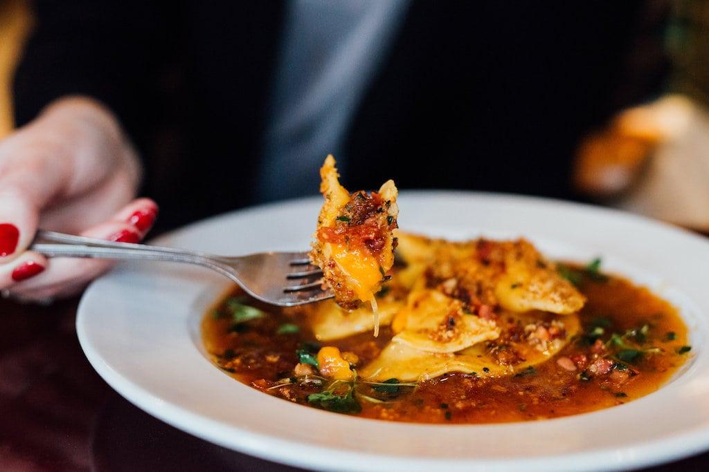 Le Petit Italien restaurant montreal italian restaurant outremont
