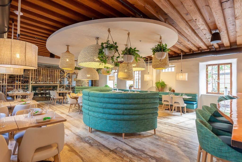 L'Orygine organic bistro organique petit Champlain restaurant Québec