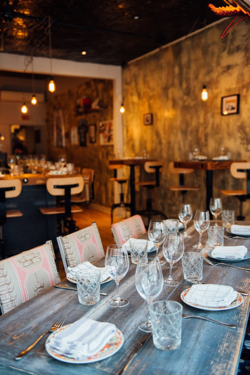 Provisions restaurant outremont Van Horne montreal