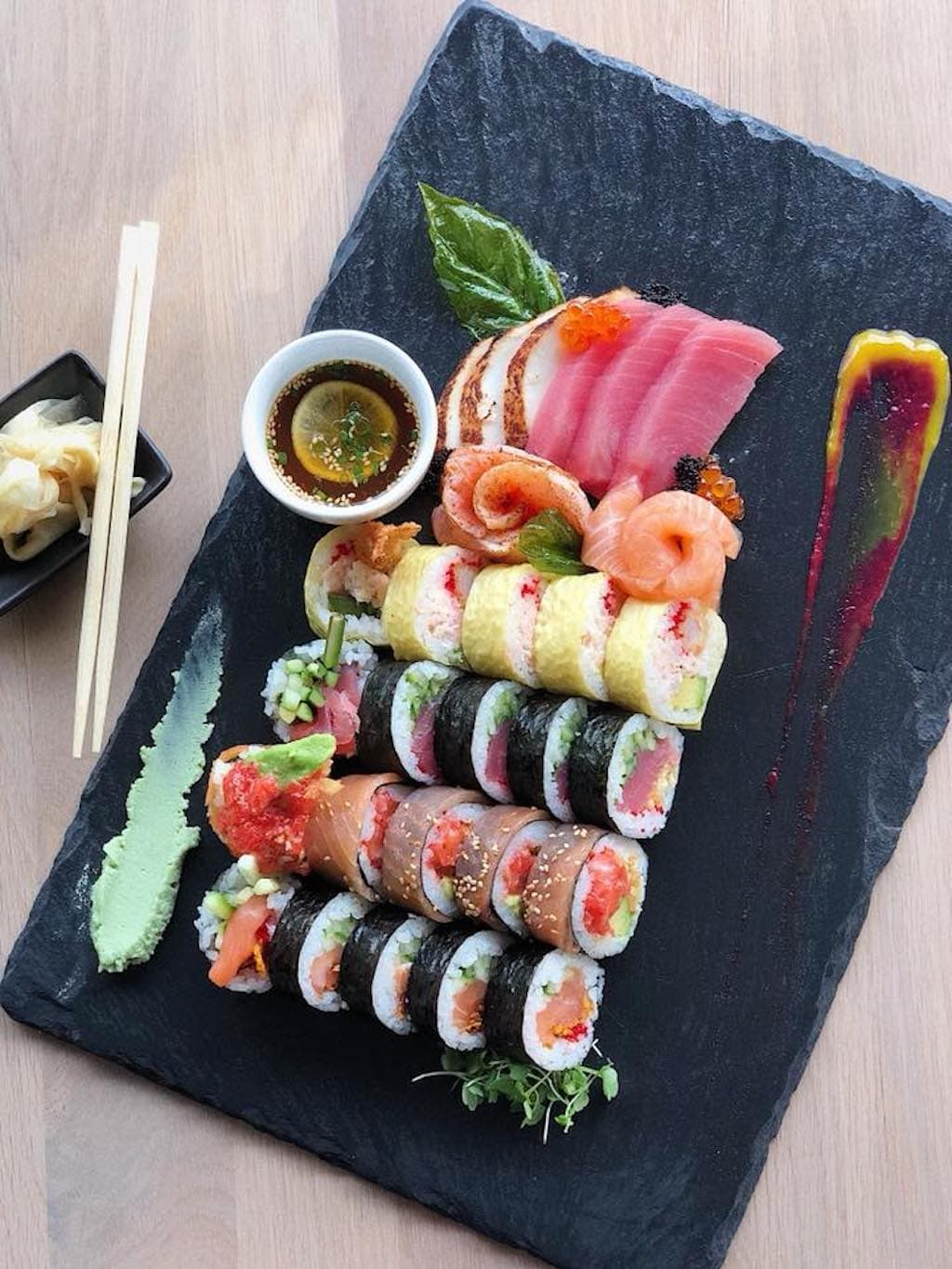 sushibox restaurant sushis cap rouge quebec