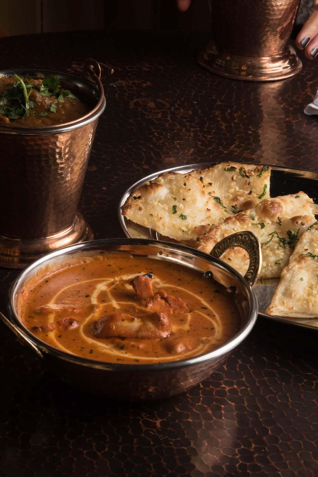 409 Indian restaurant indien vieux port old port McGill montreal