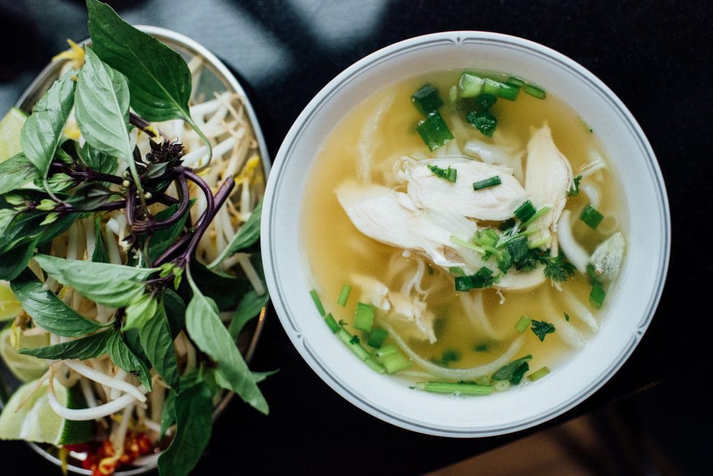 Tran cantine meilleurs soupes pho montreal