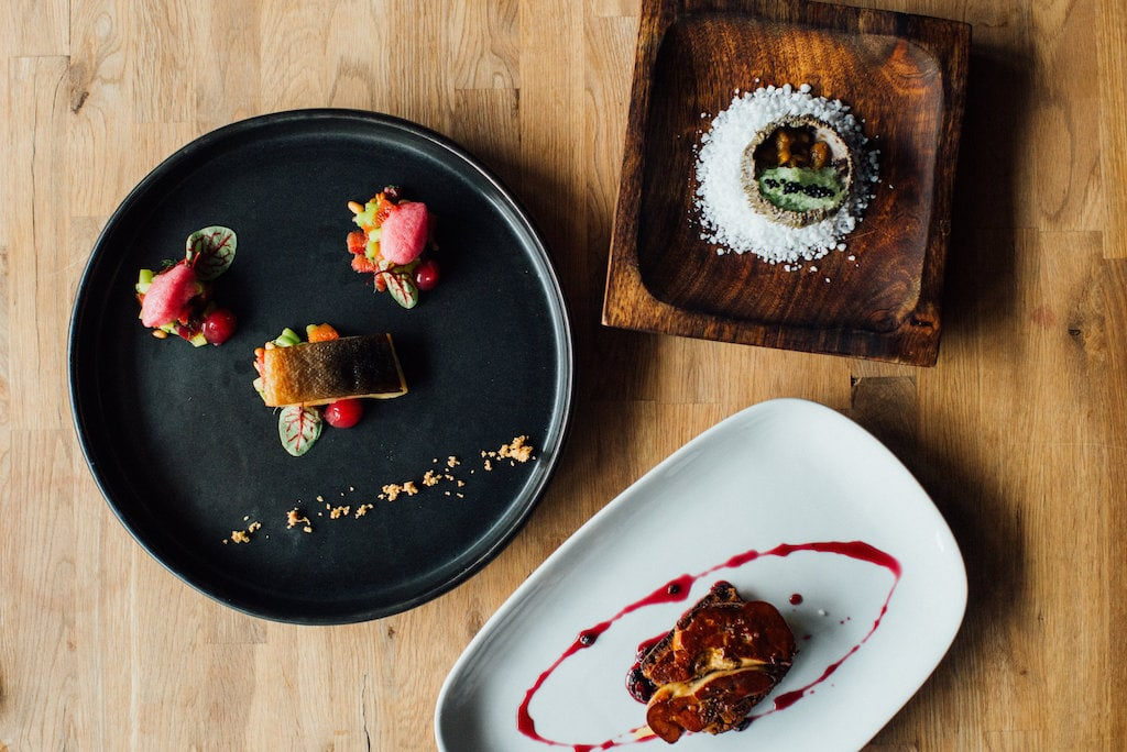 kitchen galerie restaurant montreal