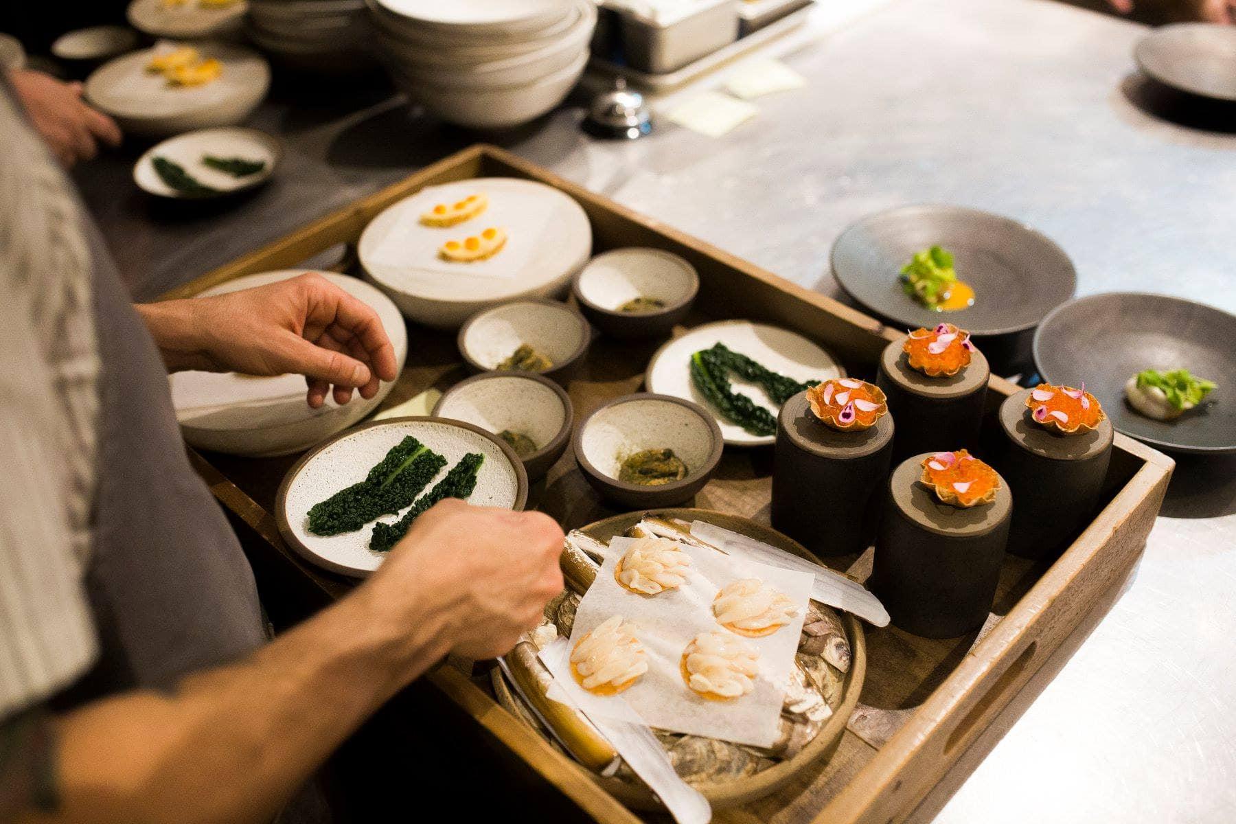 Culinary Presentations With Montréal en Lumière   Restaurant